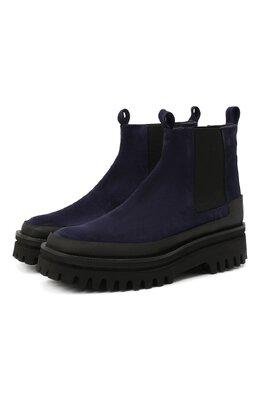 Кожаные ботинки Paloma Barcelo 011/2 GAIA SUEDE