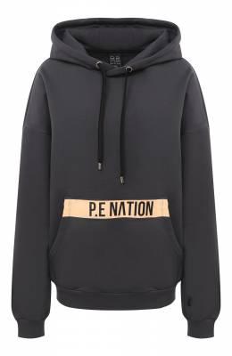 Хлопковое худи P.E Nation 20PE2H026