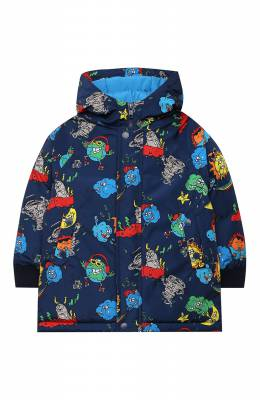 Куртка с капюшоном Stella McCartney 601427/SPKA0