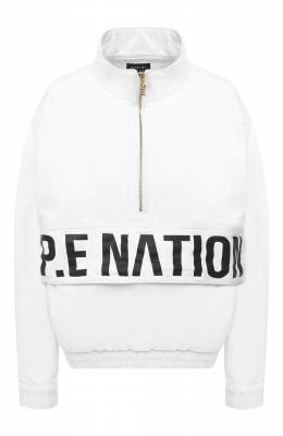 Джинсовый анорак P.E Nation 20PE2NJ044
