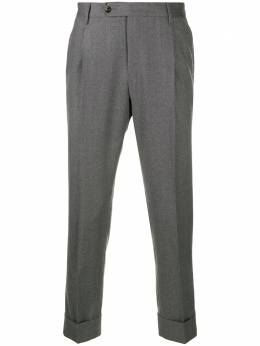 Pt01 брюки со складками COAFFKZ00CL1CM13