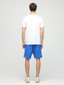 Шорты Adicolor 3d Trefoil Adidas Originals 72IGZU087-QkxVRQ2
