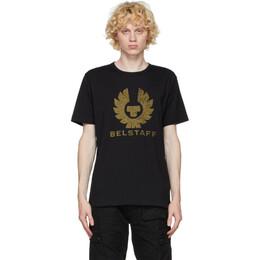 Belstaff Black Coteland T-Shirt 71140318 J61N0103