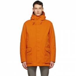 Ten C Orange Down Canon Coat 20CTCUB03099 A02105