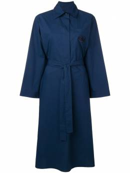 Etro платье-рубашка с поясом 148711545
