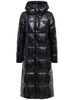 Куртка На Пуху Alshat Из Нейлона Duvetica 72I7EW005-OTk50