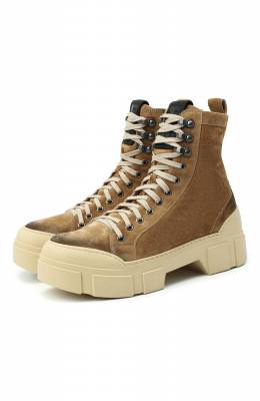 Замшевые ботинки Vic Matie 1Y5090D.V14X050310