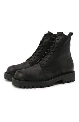 Кожаные ботинки Vic Matie 1Y5581U.Y02Y050101