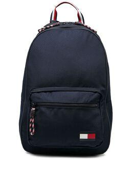 Tommy Hilfiger объемный рюкзак с нашивкой-логотипом AM0AM06488