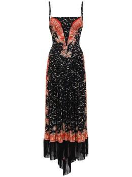Длинное Платье Из Джерси Paco Rabanne 72IGFA001-VjgwOA2