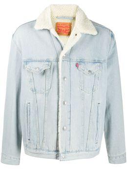 Levi's джинсовая куртка Trucker 79129WHITEM