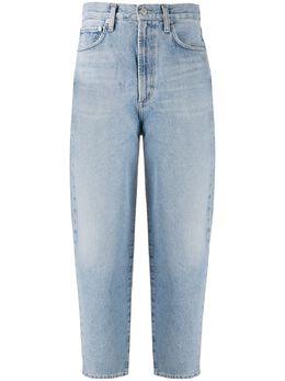 Agolde зауженные джинсы A1581141