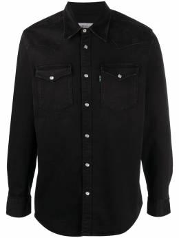 Department 5 джинсовая рубашка U21DC2D2105