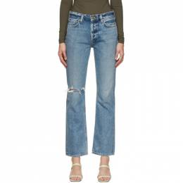 Goldsign Blue The Nineties Jeans W3372-1261