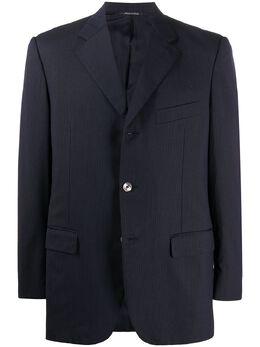 Yves Saint Laurent Pre-Owned однобортный пиджак 2000-х годов YS280LA