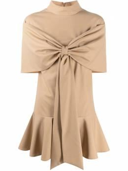 Atu Body Couture платье с бантом ATFW2106