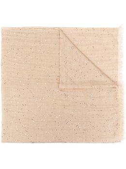 Brunello Cucinelli шарф с пайетками MSCDVSW03C9448