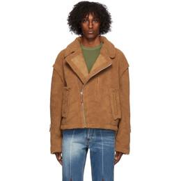 Ader Error Brown Placid Jacket BTAFWJK10BR