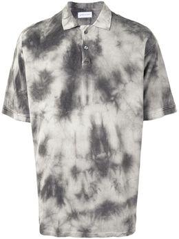 John Elliott рубашка поло с принтом тай-дай B158M44553A