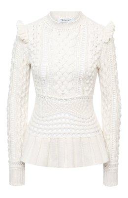 Кашемировый свитер Gabriela Hearst 120913 A001