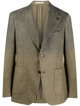Gabriele Pasini пиджак с принтом G1607850GP16510