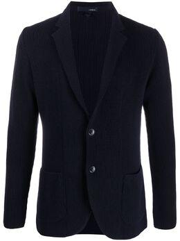 Lardini пиджак в рубчик IMLJM70IM55002