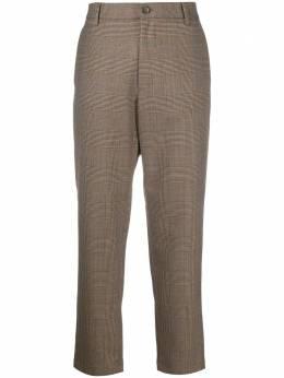Barena укороченные брюки в клетку PAD28591188