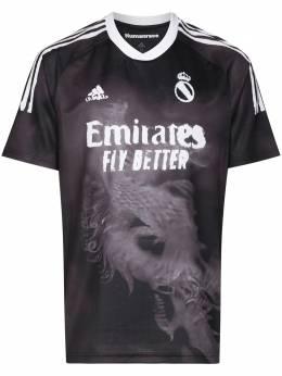 Adidas By Pharrell Williams футболка Human Race Real Madrid GJ9110