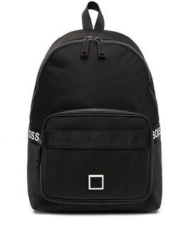 Boss by Hugo Boss рюкзак с нашивкой-логотипом 50437482