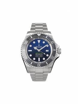 Rolex наручные часы Sea-Dweller Deepsea pre-owned 44 мм 2018-го года 126660V17336