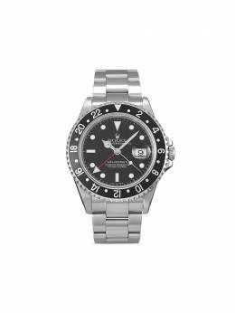 Rolex наручные часы GMT-Master II pre-owned 40 мм 2002-го года 16710V24995