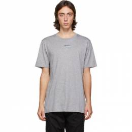 Hugo Grey Durned T-Shirt 50435529