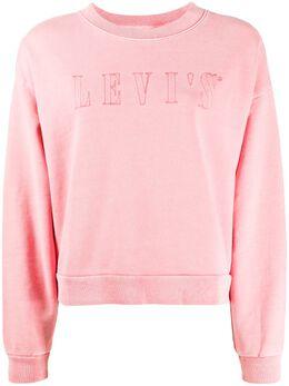 Levi's толстовка с графичным узором 85283