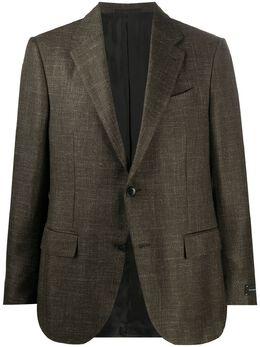 Ermenegildo Zegna однобортный пиджак 85916212M220
