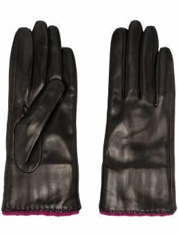Paul Smith перчатки с контрастной строчкой W1A606FAG975