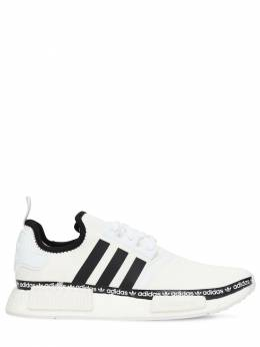 """Кроссовки """"nmd_r1"""" Adidas Originals 72I0KA034-V0hJVEUvQkxBQ0s1"""