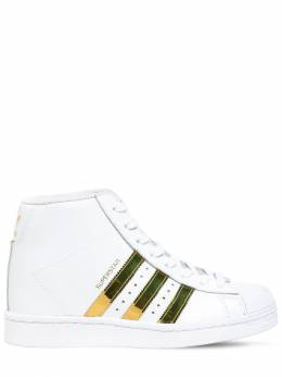 Кроссовки Superstar Up W Adidas Originals 72I0HD120-RlRXUiBXSElURS9HT0xE0