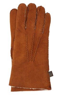 Кожаные перчатки Moreschi 059U/SHEARLING