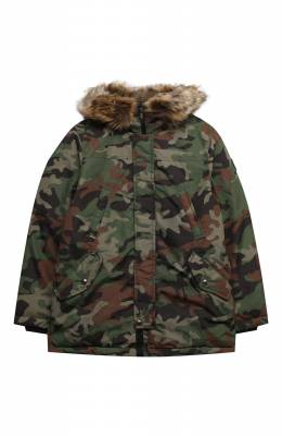 Пуховая куртка Polo Ralph Lauren 323797763