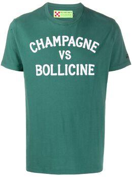 Mc2 Saint Barth футболка Champagne & Bollicine ARNOTT