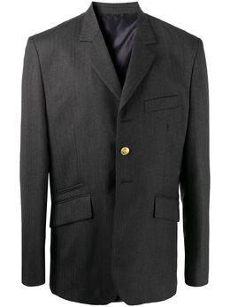 Maison Margiela single-breasted blazer S30BN0495S53234