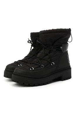 Кожаные ботинки Valentino Garavani Trekkgirl Valentino UW0S0AF6/DFY