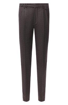 Шерстяные брюки Brunello Cucinelli ME244E1920