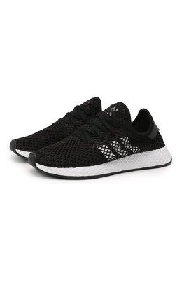 Текстильные кроссовки Deerupt Runner Adidas Originals BD7890