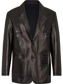 Fendi однобортный пиджак FPJ027ADOI