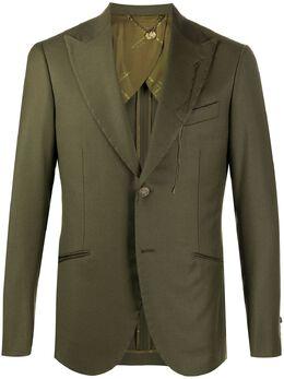 Maurizio Miri однобортный пиджак KEANU7247001