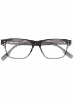 Montblanc очки в квадратной оправе MB125O
