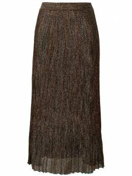 M Missoni юбка миди с эффектом металлик 2DH001762K007W
