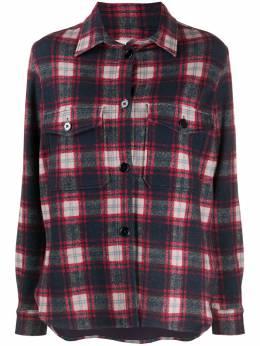 Circolo 1901 клетчатая рубашка на пуговицах FD1697