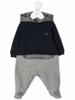 Il Gufo пижама с капюшоном A20TP293M0099